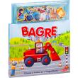 BAGRE ─ Knižka s magnetkami