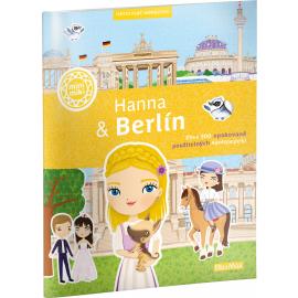HANNA & BERLÍN – Město plné samolepek