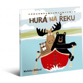 Hurá na řeku - kniha
