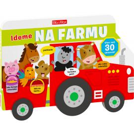 IDEME NA FARMU ─ Obrázková školička pre najmenších