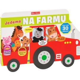 JEDEME NA FARMU – Obrázková školička pro nejmenší