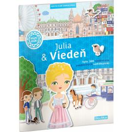 JULIA & VIEDEŇ – Mesto plné samolepiek