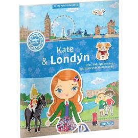 KATE & LONDÝN – Město plné samolepek