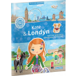 KATE & LONDÝN – Mesto plné samolepiek