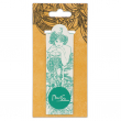 Magnetická záložka Alfons Mucha – Emerald, Fresh Collection
