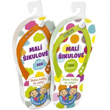 MALÍ ŠIKULOVÉ (2-3 roky a 3-4 roky)