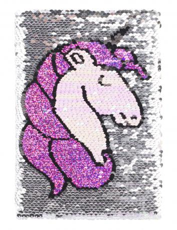 Notes flitrový Unicorn