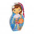Obliekame české bábiky TEREZKA – Maľovanky