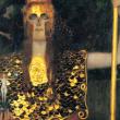 Poznámkový kalendář Gustav Klimt 2021, 30 × 30 cm