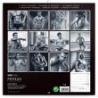Poznámkový kalendář Muži 2021, 30 × 30 cm