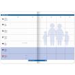 Rodinný diář – pomocník všech rodičů 2021, 15 × 21 cm