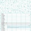 Rodinný plánovací kalendář TERIBEAR 2022, 30 × 30 cm
