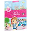 Sada Emma & Paríž a Kate & Londýn