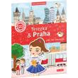 Set Hanna & Berlín a Terezka & Praha