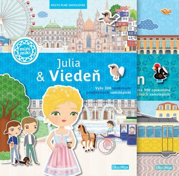 Sada Julia & Viedeň a Rosa & Lisabon