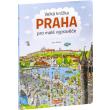 Set knih - Praha a Farma pro malé vypravěče