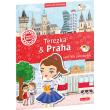 Sada Terezka & Praha a Zuzka & Bratislava