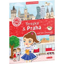TEREZKA & PRAHA – Mesto plné samolepiek
