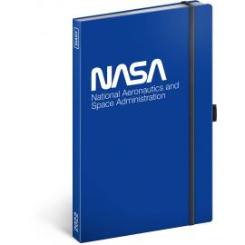 Týdenní diář NASA 2022, 13 × 21 cm