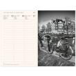 Týdenní magnetický diář Amsterdam 2021, 11 × 16 cm
