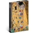 Týdenní magnetický diář Gustav Klimt 2022, 11 × 16 cm