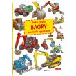 Velká knížka BAGRY pro malé vypravěče
